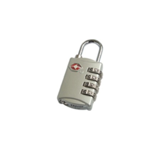TSA Padlock Resettable Combination with Master Key  P04
