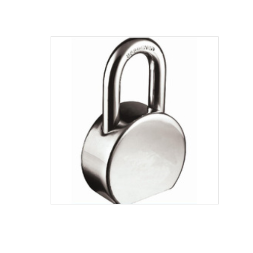 High Quality And Round Type Steel Padlock  p53