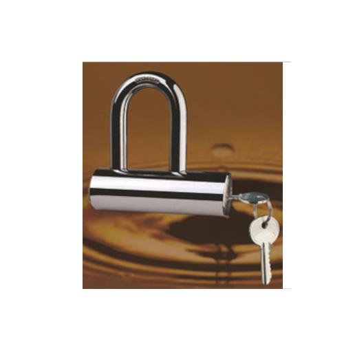 U type steel padlock  p54