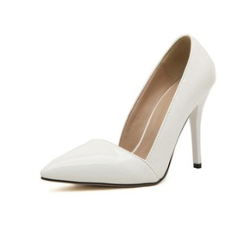 pola beauty factory wedding shoes accept small MOQ mix order big size shoes women PJ4006