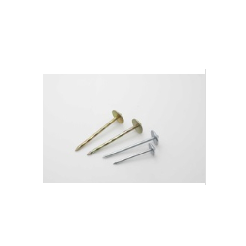 Yellow Colored Galvanized Roof Nails  L29