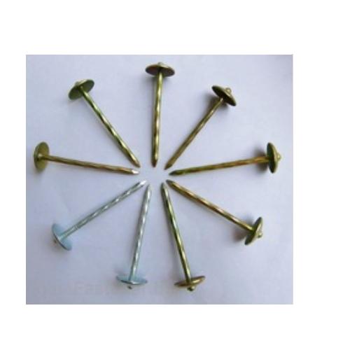 Hot sale umbrella head roof nails   L50