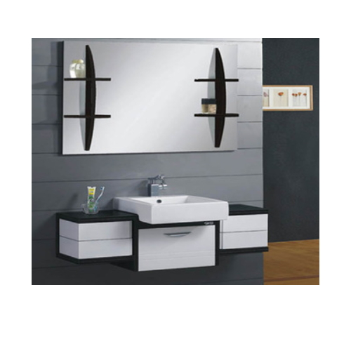 New model desgin wall bathroom vanity cabinets  SJ108