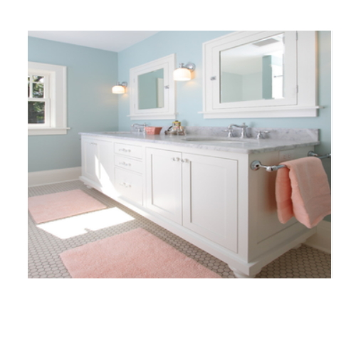 Hot sale China bathroom cabinet/Modern bath set  SJ109