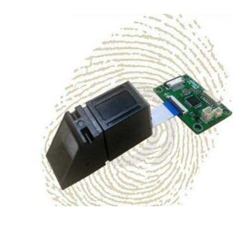 Uart biometric fingerprint sensor module CAMA-SM25