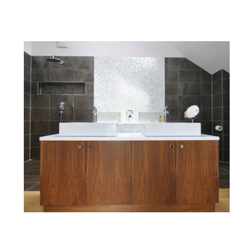 New design classic solid wood bathroom vanity   SJ163