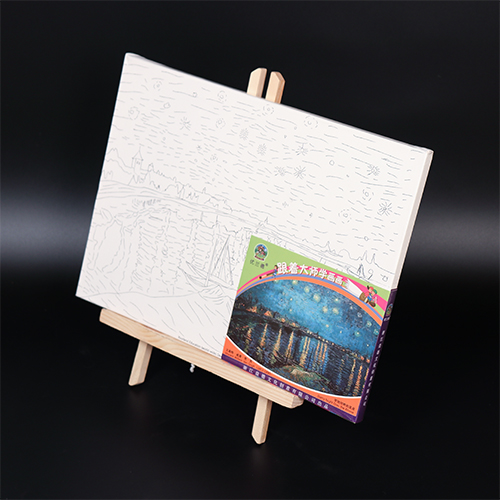 writing magnetic board / wood drawing stand/collapsible easel/educational toys for kids Mjk-016
