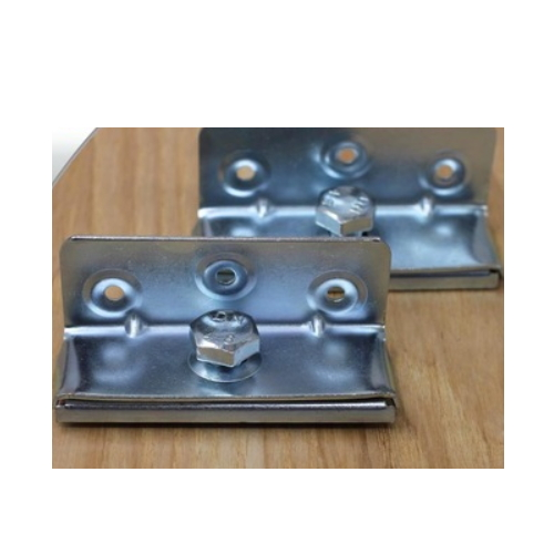 Furniture fittings for beds iron steel bed hinge   YLH-05