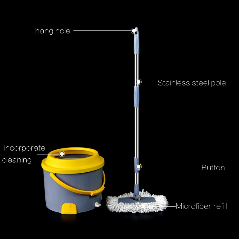 MOP WITH BUCKET