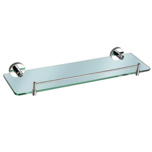 modern wall mounted glass bathroom rack  KD-8613