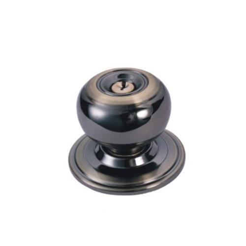 Cylindrical knob lock,door lock    588 PB