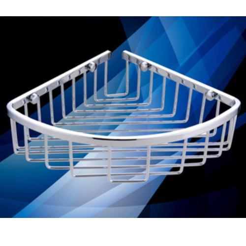 wall mounted single bath metal basket for shower  KD-5104