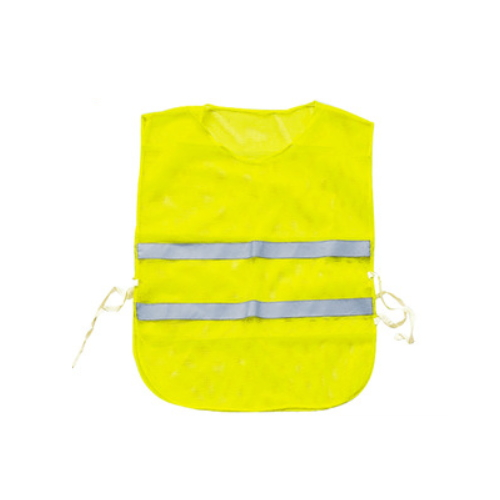 polyester orange fabric for reflective vest      R-9118