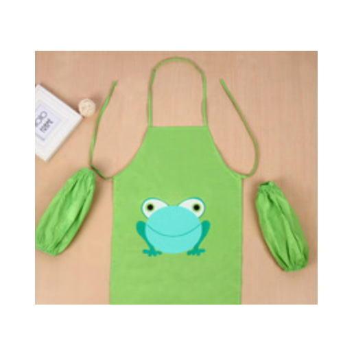 waterproof apron for kids drawing kids apron advertising apron    MH1012