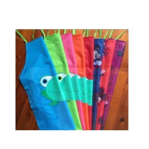 waterproof apron for kids drawing promotional apron   MH1012A