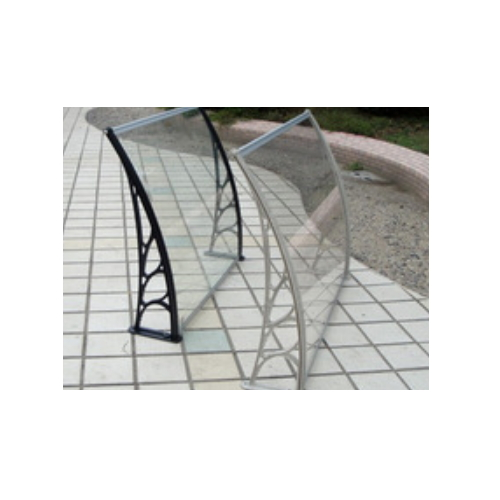 Polycarbonate Solid Sheet Window Outdoor Canopy/Awning for Sun Protection   ST41