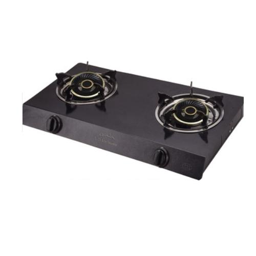 New model form afghan big burner table top gas cooker    8042