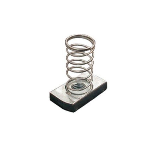 standard size spring lock nut galvanized  GF27