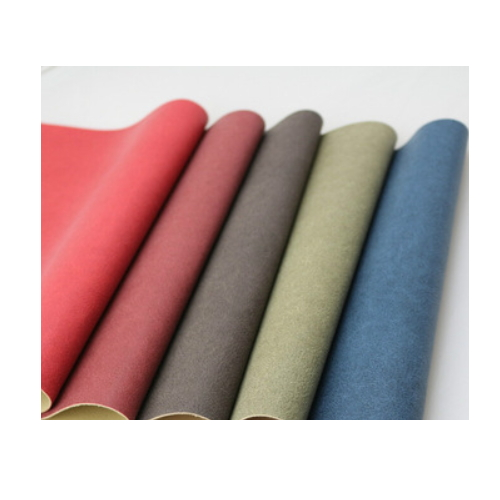 semi pu leather for furniture /upholstery / bag   807-1