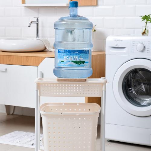 Plastic Laundry Basket Laundry Storage Basket Toy Storage Basket HC-1773