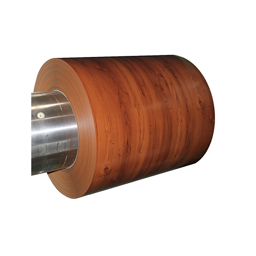 Solid Color Wood Grain Marble Decorative Aluminum Coil DG-005