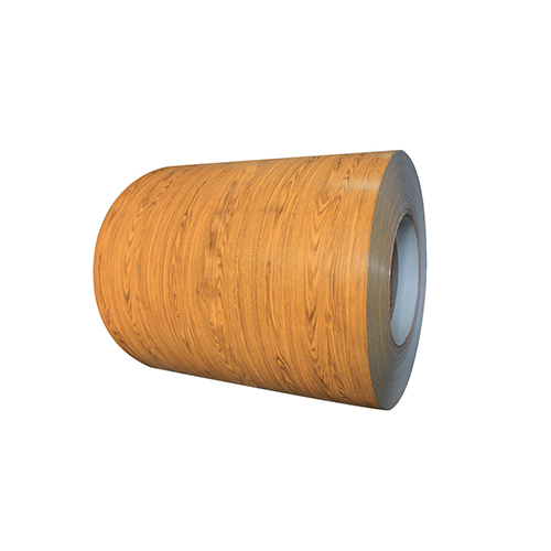Marble Wooden Grain Coated Aluminum Coil for Russia market DG-006