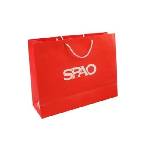 Customized Cloth shopping paper jumbo bag   KR0010