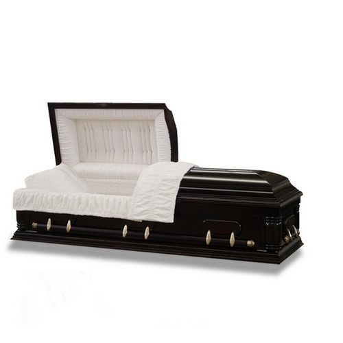 American Style Wood Casket Funeral Coffin Td-A01