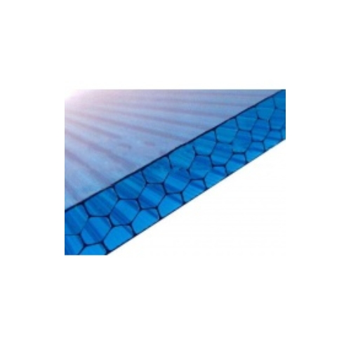 6.0-14.0mm honeycomb pc polycarbonate hollow sheet  TS011