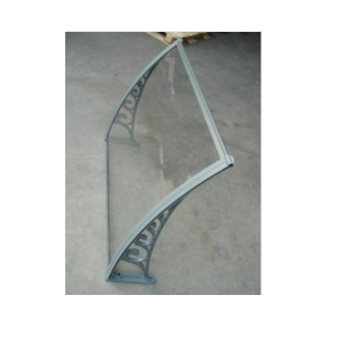 600mm*800mm Plastic Panel Canopy for windows  TS016