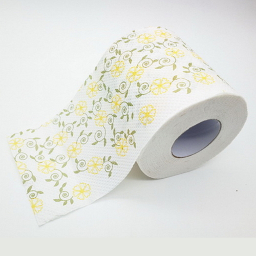 customized high-end toilet paper for hotel,bathroom tissue paper roll    AY-154