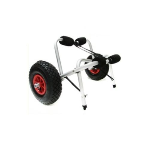 Inflatable Kayak Trolley cart aluminum canoe carrier manufacturer  DH210D