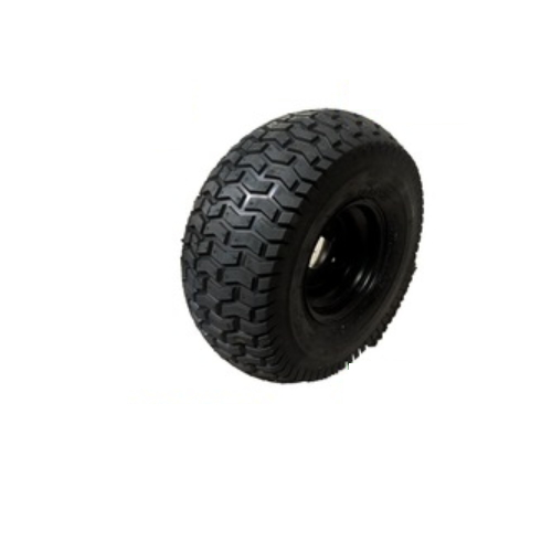 15 inch Cross-country deep pattern pneumatic rubber air wheel  6.00-6