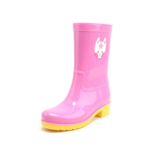 latest lovely ladies boots parent child boots   QH109