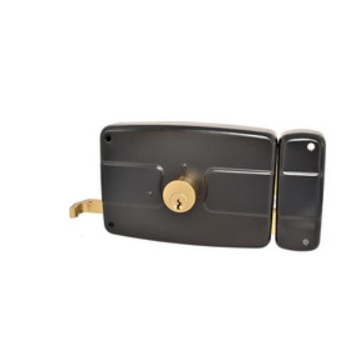 Interior door security lock iron gate lock door lock to africa  6681