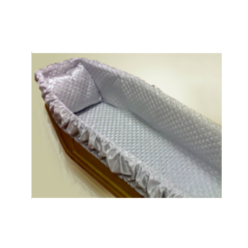 China wholesaler Coffin interior TX-LE07
