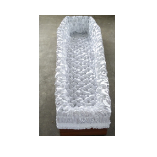 China wholesaler Coffin interior TX-LE06