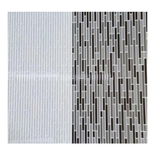 3D inkjet print glazed ceramic tile design of bamboo wall tiles    36211
