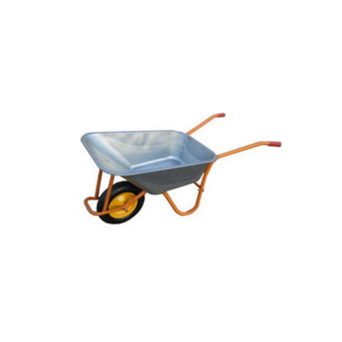 the new-style stainless steel wheelbarrow  WB5009