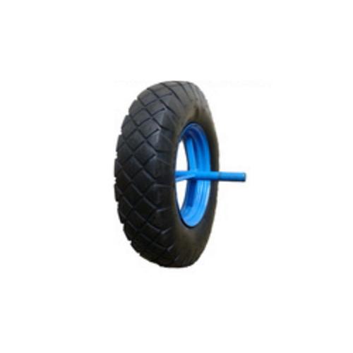 pneumatic wheel rubber casters wheel for wheelbarrow  PR1607