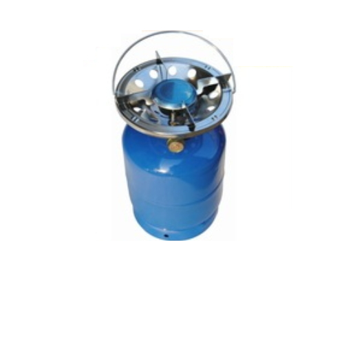 Factory Supply Empty Gas Cylinder 3 kg LPG Products Camping  KGGC-03