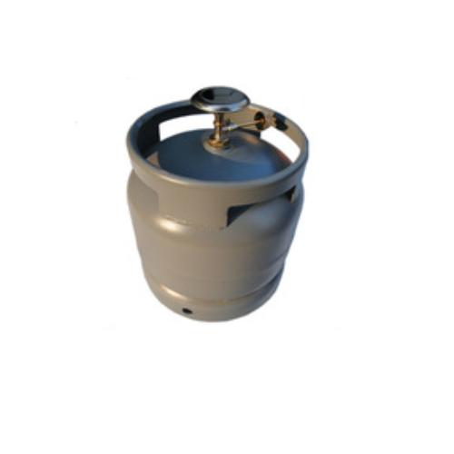 6kg LPG cylinder gas cylinder stand single burner complete set KGGC-06