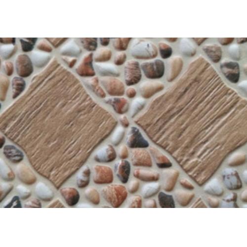 Non slip outdoor Glazed Rustic Flooring Ceramic Tile      KS081