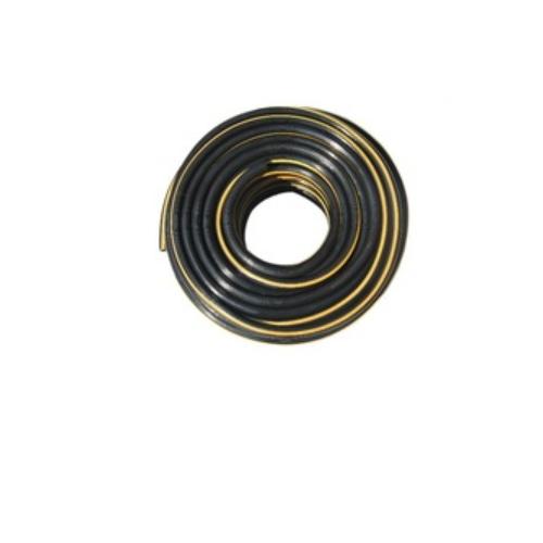 High Pressure Braided 9mm Flexible Black PVC Propane LPG Gas Hose Tubes PVC-LPG-010