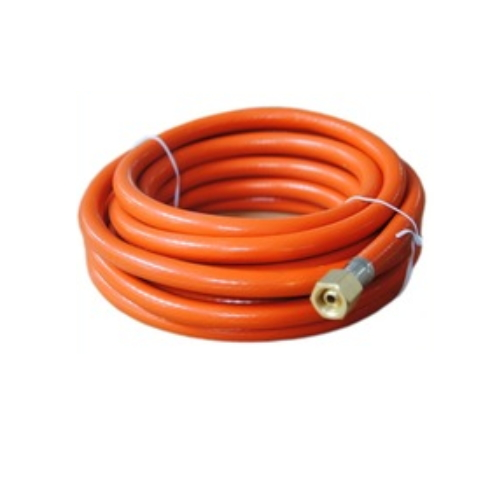 Factory Supply Polyester Fiber Reinforced PVC Flexible Heat Resistant Gas Hose PVC-GH-027