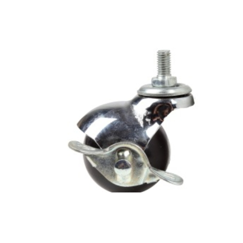 ball casters for chairs with side brake     BSQ40