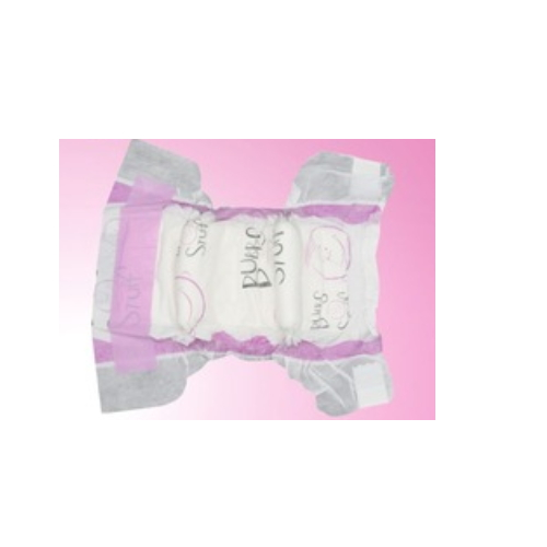 China sellers plastic baby diapers disposable packaging bag for baby diaper QD046
