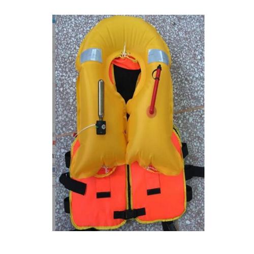 inflatable life jacket/inflated lifesaving jacket  SY-5