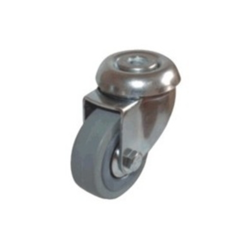 50mm PP core Europe style caster wheel for kids toy    W09H
