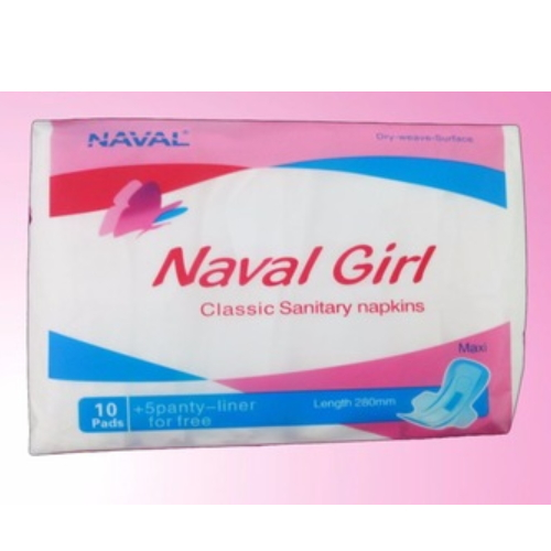 Best Quality good Price Disposable naval girl Sanitary Napkin Manufacturer from China QD087